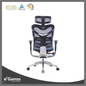 Guangdong Office Furniture Full Mesh Adjustable Swivel Chair pictures & photos