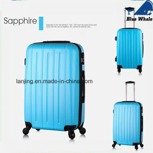 Fashion Design ABS+PC Trolley Luggage Bag/ Travel Case Luggage pictures & photos