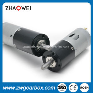 Electric Shutter Buggy Gearbox 22mm Micro DC Gear Reducer Motor pictures & photos