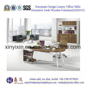 Modern Manager Office Table Customized Commercial Office Furniture (M2602#) pictures & photos