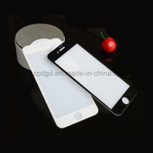 3D 9h Curved Edge Tempered Glass Screen Protection   for iPhone 7 Screen Glass pictures & photos