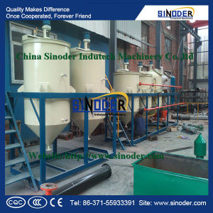 Cotton Seeds Oil Canola Crude Oil Refinery Equipment pictures & photos