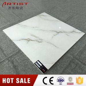 Bianco Statuario White Marble Look Porcelain Tile pictures & photos