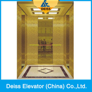 Safe Machine Room Passenger Residential Home Elevator with Opposite Door pictures & photos