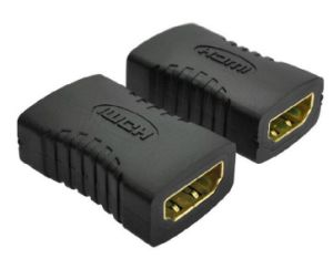 HDMI Adapter Female to HDMI Female HD4222 pictures & photos