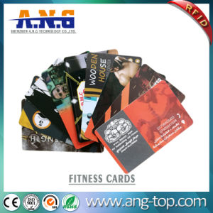 ISO14443A 13.56MHz RFID MIFARE PVC Card for Gym pictures & photos