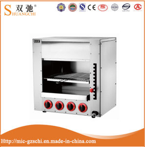 Commercial Kitchen Equipment Gas Salamander for Sale pictures & photos