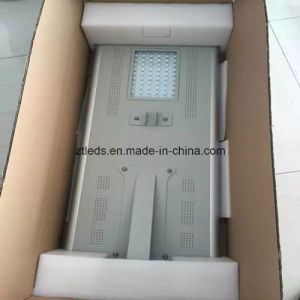 Integrated 10W 20W 30W 40W 50W LED Solar Street Light for Outdoor Lighting pictures & photos