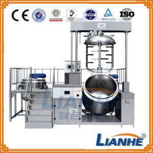 Cosmetic Vacuum Mixer Homogenizer/Emulsifying Mixer Machine pictures & photos
