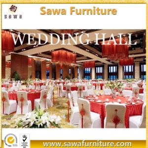 Wholesale Wedding White Spandex Chair Cover for Hotel pictures & photos
