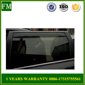 Embedded Side Window Visors Trim Fit Jeep Cherokee 2014-2017 pictures & photos