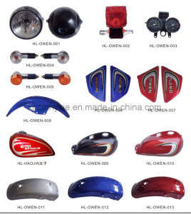 Motorcycle Parts for Owen with High Quality