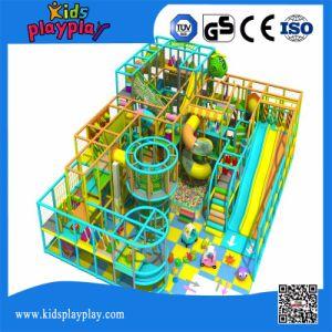 Funny Kindergarten Amusement Park Children Large Indoor Soft Playground Equipment pictures & photos