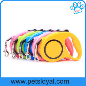 Factory High Quality Pet Supply Retractable Dog Leash pictures & photos
