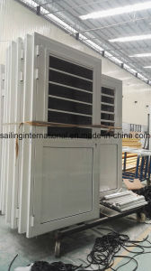 Aluminium Door - Security Louver Door pictures & photos