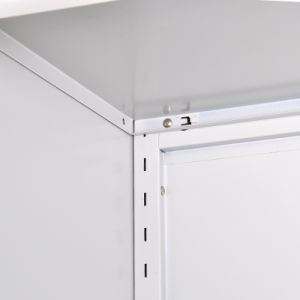 Steel Furniture Distribute Commercial Glass Door Steel Filing Cabinet (PLD-001) pictures & photos