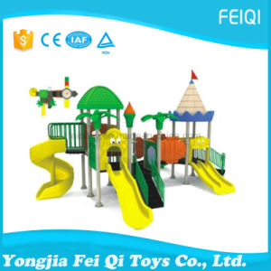 New Design Supplier Castle Playground Air to Slide Castle Series (FQ-YQ06702) pictures & photos