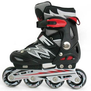 Roller Skate Shoes with PU Shell pictures & photos