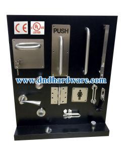 Bathroom Door Lock with Ce Door Hardware pictures & photos