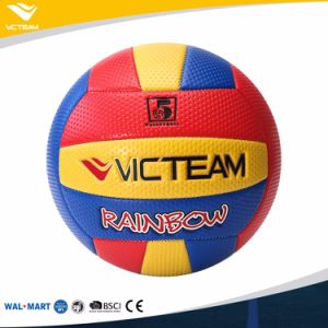 Ce Approved Conventional Machine Sewn Volleyball pictures & photos