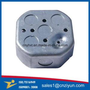 Galvanized Steel Octagon Conduit Box pictures & photos