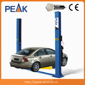 Two-Stage Safety Locks Device Chain-Drive Lift for Vehicle Maintance (208) pictures & photos