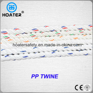2017 Hot Selling 3 Strand Twist PP Twine with High Strength