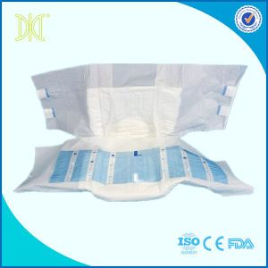 Plus Size Nappy Pads for Adults Disposable Abdl Adult Diaper for Incontinent People pictures & photos