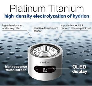 Hydrogen Water Machine / Hydrogen Water Cup pictures & photos