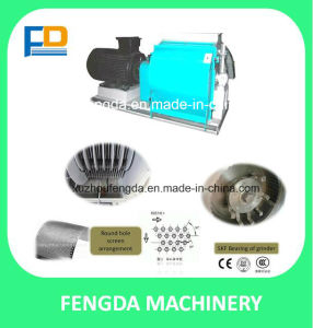Sfsp-Series Hammer Mill/Machine for Animal Feed pictures & photos