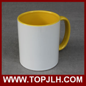 Customed Design Sublimation Printing Blank Colorful Porcelain Cups