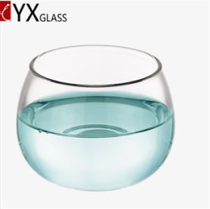 Safe for Dishwasher and Microware Use Borosilicate Glass Single Wall Glass Cup Milk Wine Coffee Drinking Glass Cup Mug pictures & photos