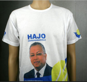 Chinese Factory Made Low Price Election T-Shirt pictures & photos