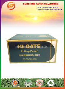 Superking Size Hi-Gate Smoking Rolling Paper pictures & photos