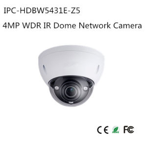 4MP WDR IR Dome Network Video Camera (IPC-HDBW5431E-Z5) pictures & photos