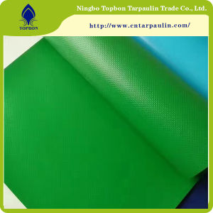 High Quality PVC Green Tarpaulin pictures & photos