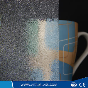 Tempered/ Toughened Float Reflective Ultra Clear/ Patterned Laminated Mirror/ Acid Etched Building Glass with Ce ISO pictures & photos
