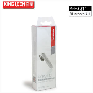Kingleen Model Q11 Bluetooth Headphones Priced Direst Sellting, with Earhook, Charging Cable pictures & photos