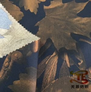 228t Printed Nylon Taslan Fabric for Garment China Fashion Nylon Printing Fabric pictures & photos