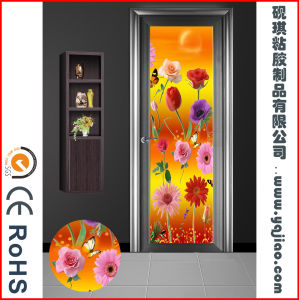 High Quality Self-Adhesive Building Decorative Window Film for pictures & photos