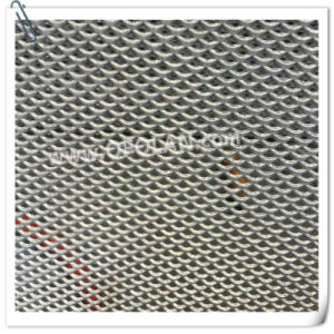Coated Dsa Stretched Titanium Mesh Anode Sheets pictures & photos
