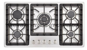 Kitchen Equipment Blue Flame Gas Stove Gas Hob with Auto Igntion Jzs85213 pictures & photos