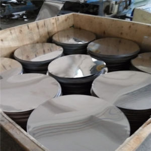 China 201 Stainless Steel Circle Factory&Manufacturer&Supplier for Kitchen Utensils Cookwares pictures & photos