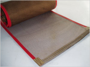 PTFE Coated Glassfiber Drying Mesh Conveyor Belt pictures & photos