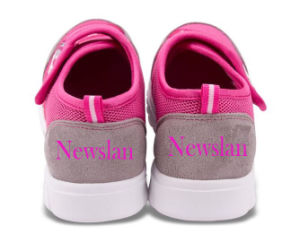 Canvas Children Shoes for Girls (CH-012) pictures & photos