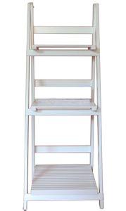 Kitchen Wooden Storage Shelf Rack with Kd Design