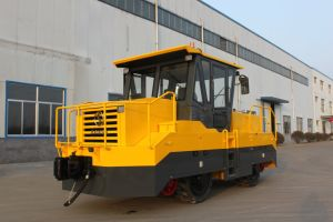 Roadrail Tractor Used for Railway Shunting pictures & photos