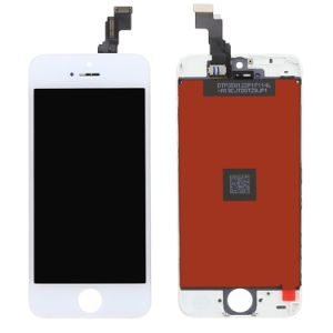 OEM LCD with Digitizer Assembly for iPhone 5c White Color pictures & photos