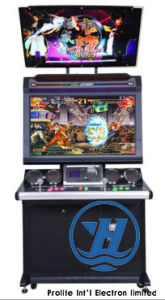 Coin Operated Fighting Game Console (ZJ-AR-ST08) pictures & photos