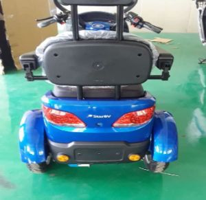 Hot Selling 60V 500W Power Electric Scooter pictures & photos